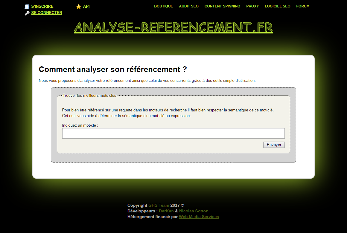 Analyse-Referencement.fr