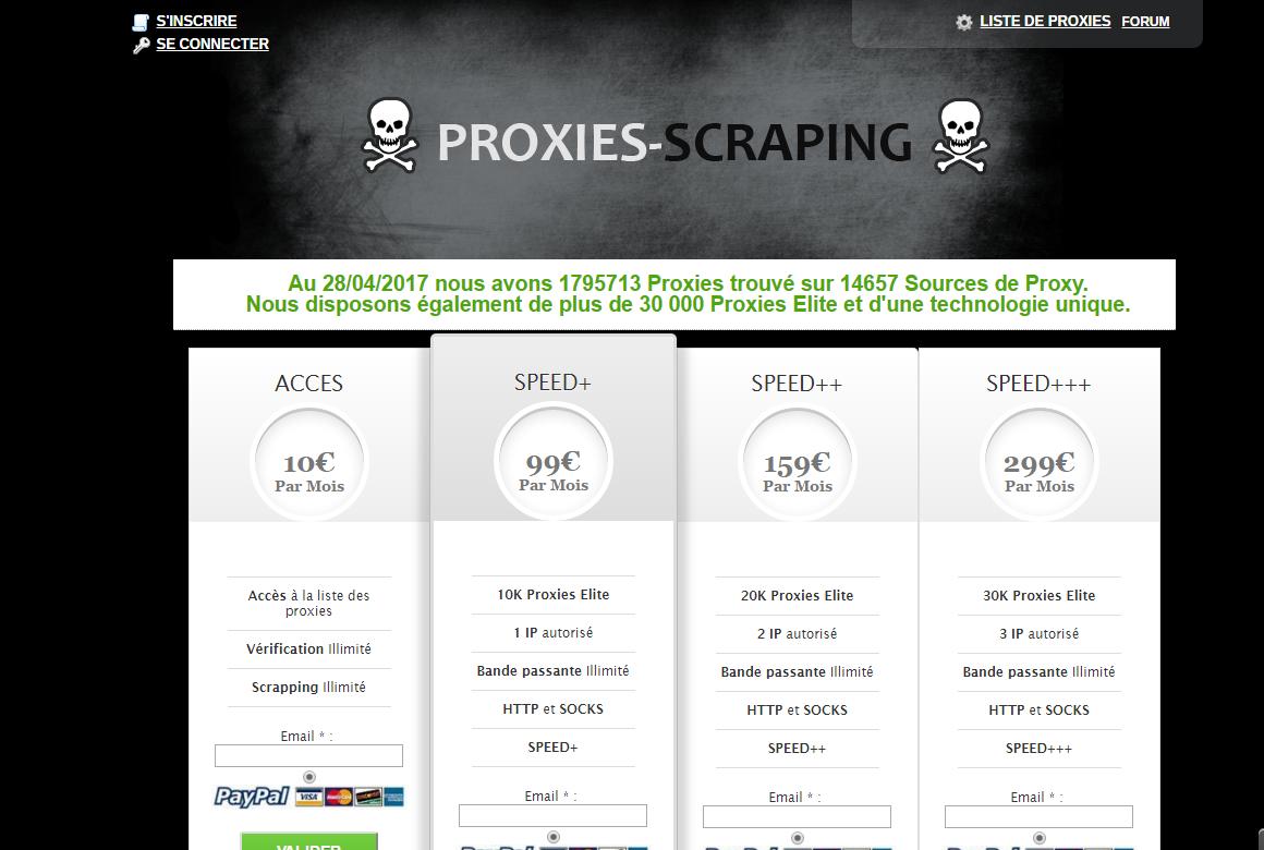 Proxy-Anonyme.com